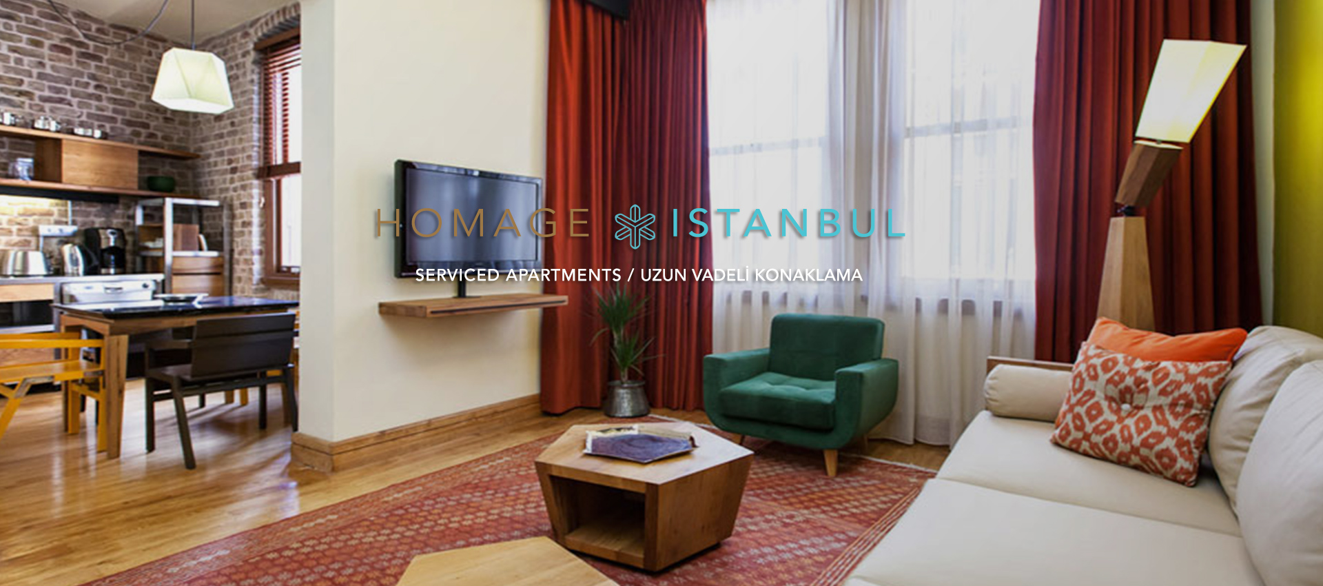 Serviced Apartments Istanbul